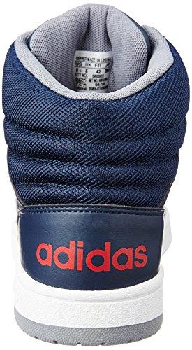 Mid Scarpe Uomo Sportive Adidas Blu Hoops Vs qwB0ZFExTf