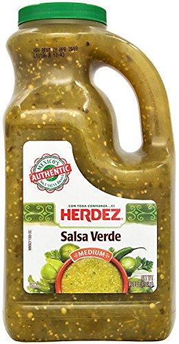 Herdez Salsa Verde - 68 Oz(4.25lb Jug)