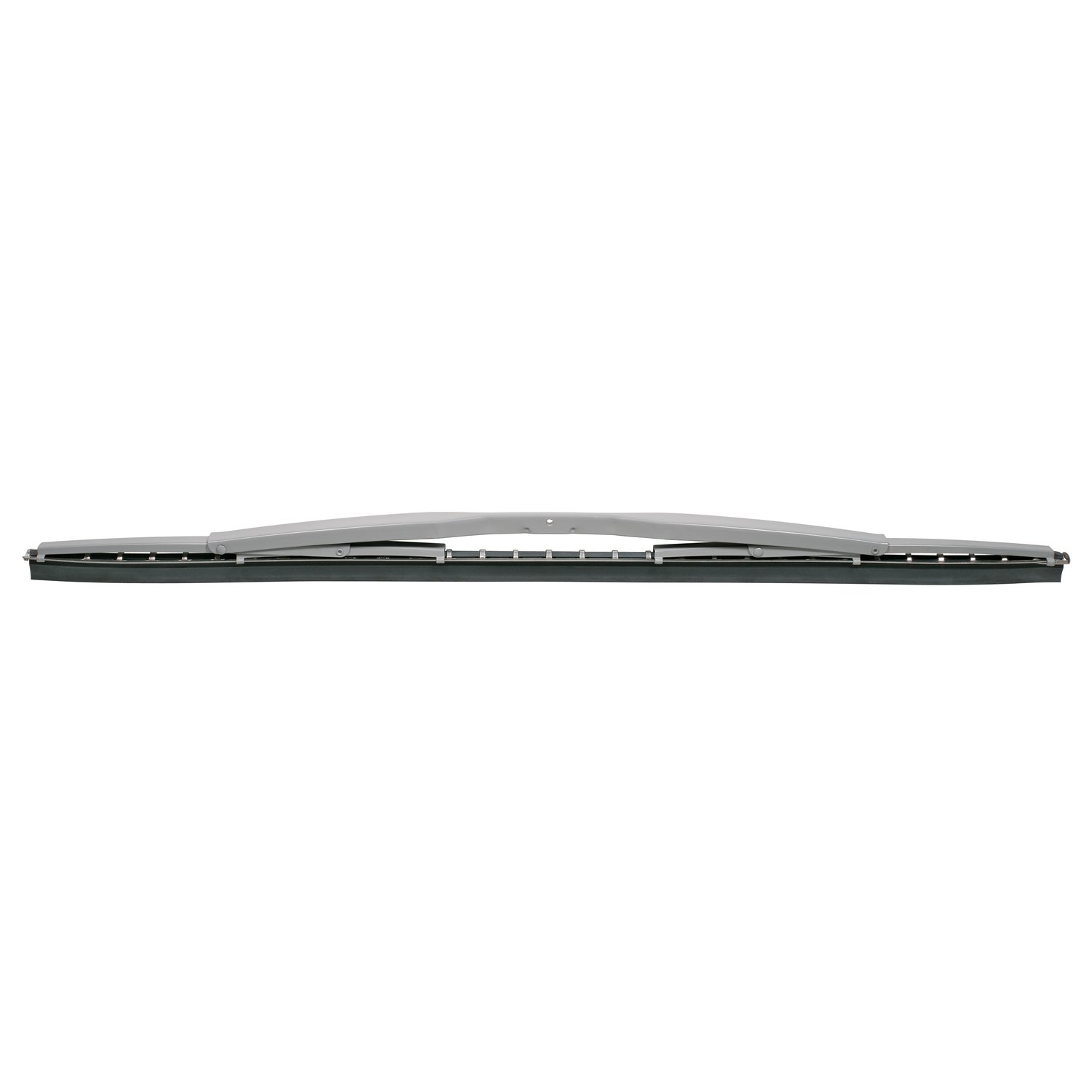 ACDelco 8-7122 Professional Heavy Duty Silver Five Bar Wiper Blade for Curved Windshields, 12 in (Pack of 1)