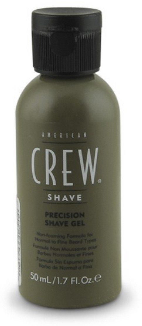 American Crew Shave Precision Shave Gel, 1.7 oz (Pack of 2)