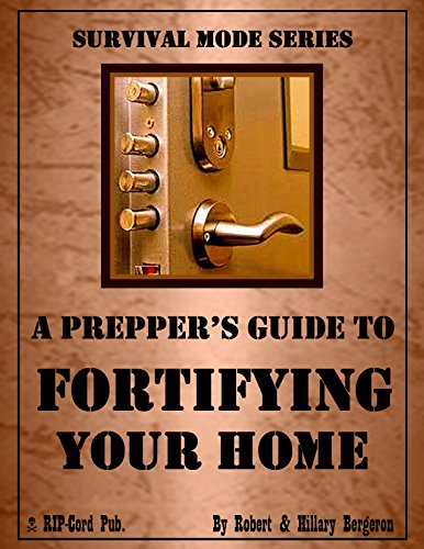 THREAT LEVEL: Survival Mode; A Prepper's Guide to Fortifying Your Home