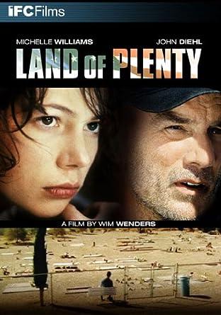 LAND OF PLENTY PDF