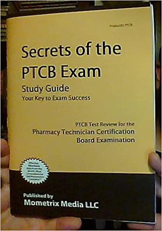 Free secrets of the ptcb exam study guide: ptcb test review for the p….