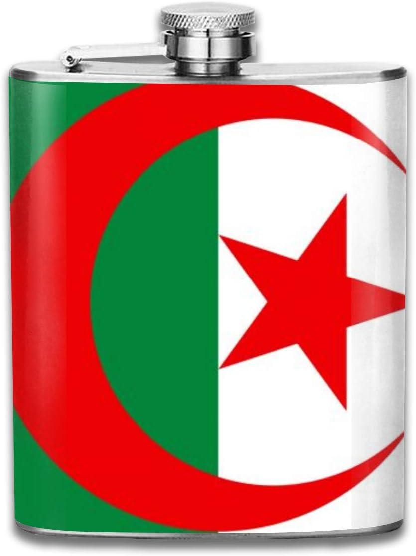 Regalo de bandera de Argelia para hombres Frasco de cadera de ...