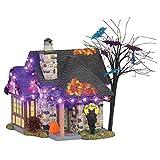 Department 56 Snow Village Halloween The Bat House