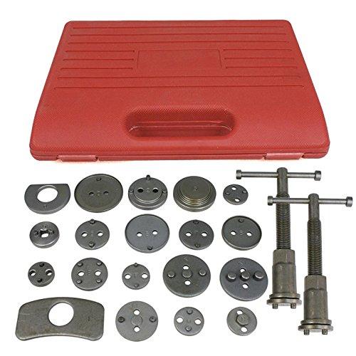 G&GOnline 21 pcs Universal Disc Brake Caliper Piston Pad Car Auto Wind Back Hand Tool Kit by G&GOnline (Image #3)