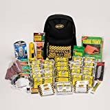Deluxe - 4 Person Emergency Survival Kit - Back pack Kit