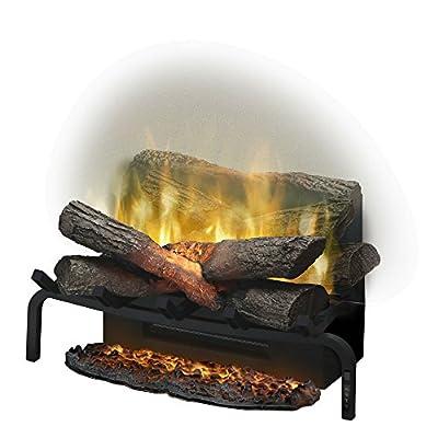 """DIMPLEX 20"""" Revillusion Electric Fireplace Log Set w/Ashmat - DLG920"""