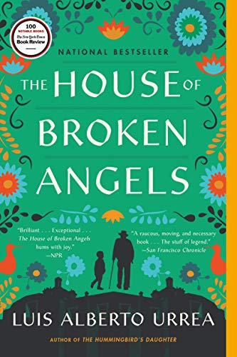 Pdf Fiction The House of Broken Angels