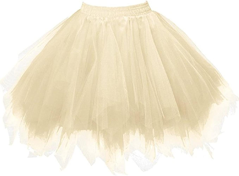 Mini Falda De Ballet Skirt, Xinantime Niñas Mujeres Falda Tutú ...