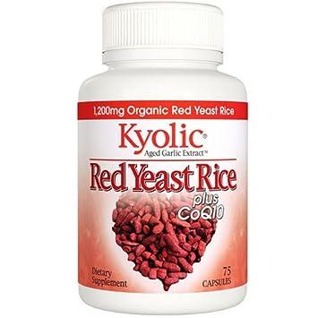 Kyolic Red Yeast Rice Coq10