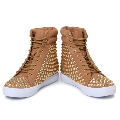 Jeffrey Campbell Alva Hi Studded Baskets