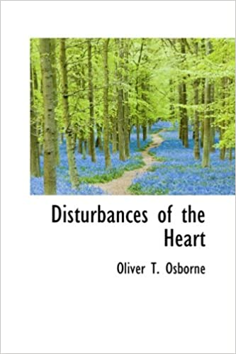 Book Disturbances of the Heart