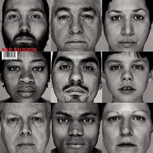 Vinilo : Bad Religion - Gray Race (Colored Vinyl)