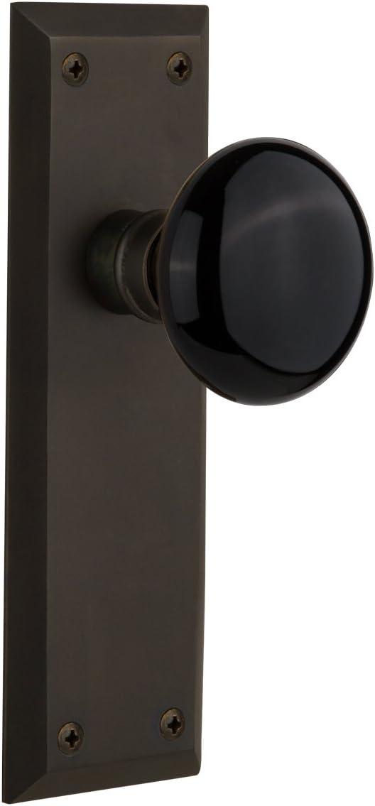 Small French Door Doorknobs New York Style
