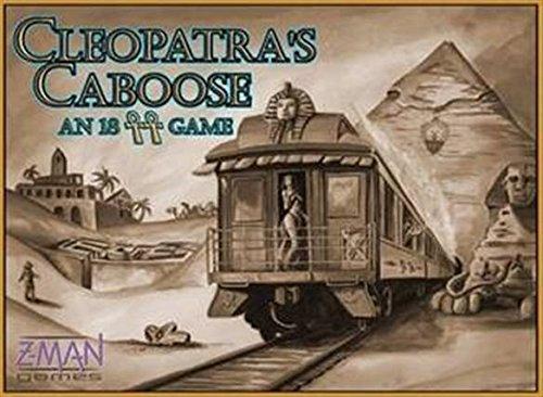 Z Man Games Cleopatra's (Cleopatra Board Game)