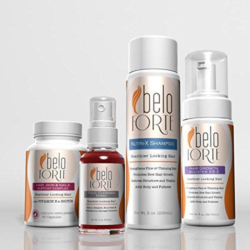 Amazon.com: Beloforte Hair Skin & Nails Support Complex 60 capsules - Vitamins for Stronger Hair - Vitaminas para Cabellos más Fuertes: Health & Personal ...