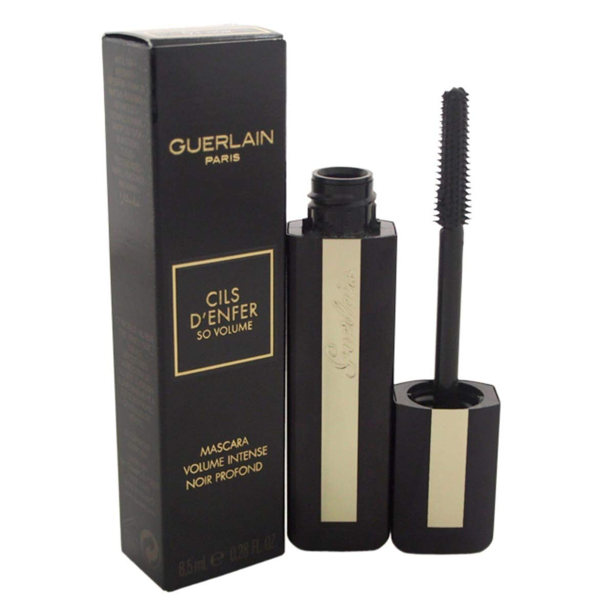 Guerlain Cils D Enfer Maxi Lash So Volume Mascara 01 Noir 8 5ml 0 28oz Beauty