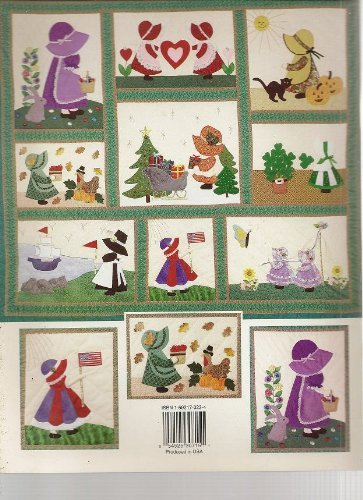 Quilting: Sunbonnet Sue Celebrates the Holidays by Marian Shenk (2004-11-09)