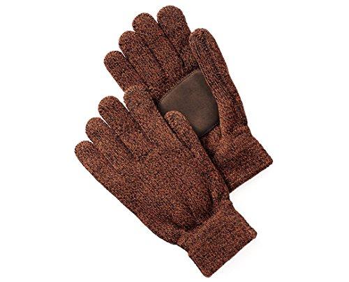 Smartwool Unisex Cozy Grip Gloves Sumatra Heather SM/MD