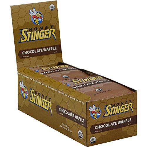 Honey Stinger Stinger Waffle - 16 Pack Chocolate, One Size