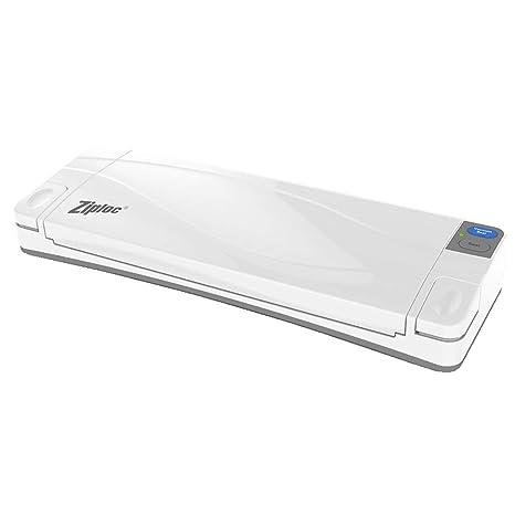 Amazon.com: Ziploc ZLV110 V100 - Sellador de vacío con 2 ...