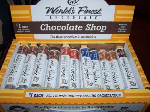 World's Finest Chocolate Bar Assortment (Selling Bars Candy)
