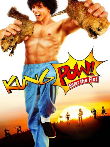 Filmcover Kung Pow: Enter the Fist