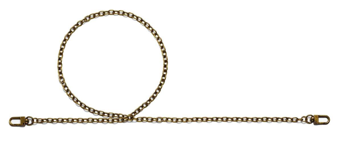 Prym Bag Handle Leandra Antique Brass PRYM_615173-1