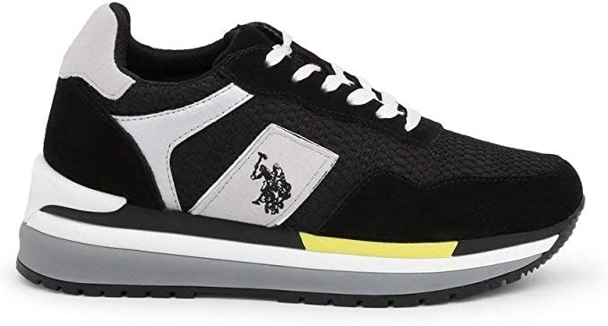 U.S. Polo Assn. Sneaker CHER4195S0_MS1 Mujer: Amazon.es: Ropa y ...