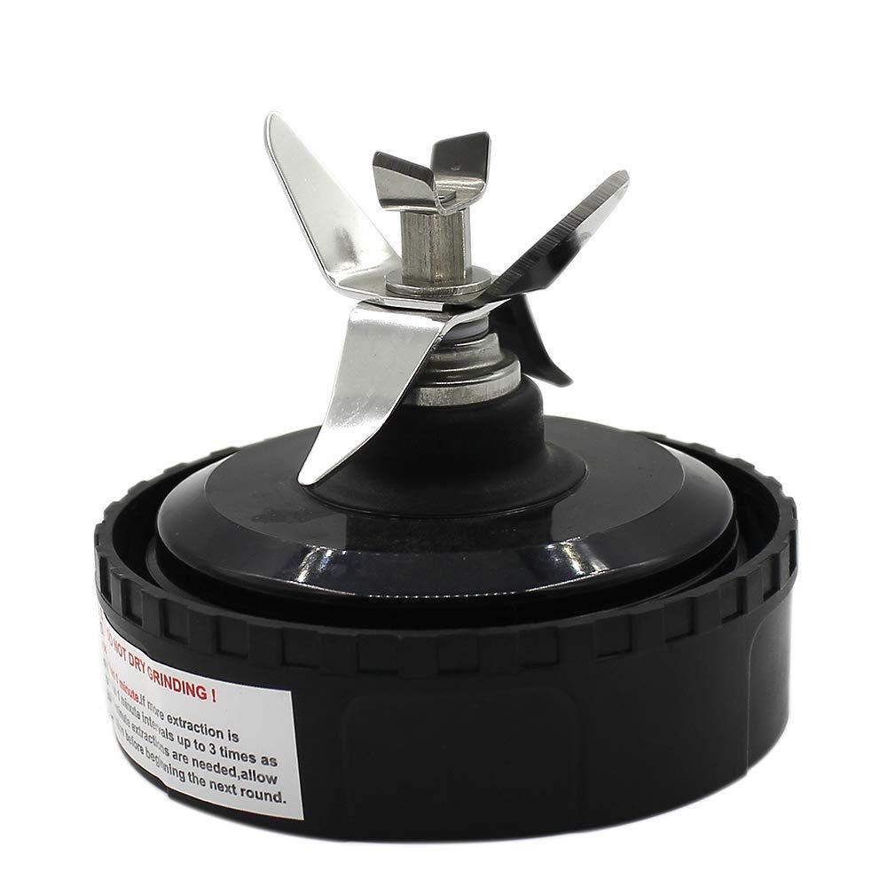 Anbige Blade for Nutri Ninja Blender Replacement Parts Accessories for Ninja QB3000/QB3000SSW/QB3004/QB3005 (5 Fins) (1 blade)