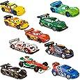 Disney / Pixar CARS 2 Movie Exclusive PVC 10Pack Deluxe Figurine Playset