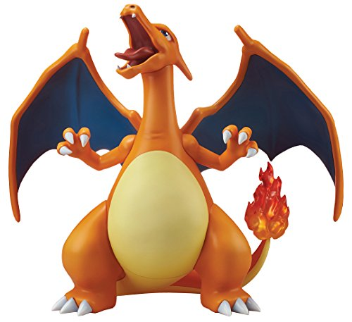 Neo Pocket Monster Charizard 300mm Made In Painted Completed Figure