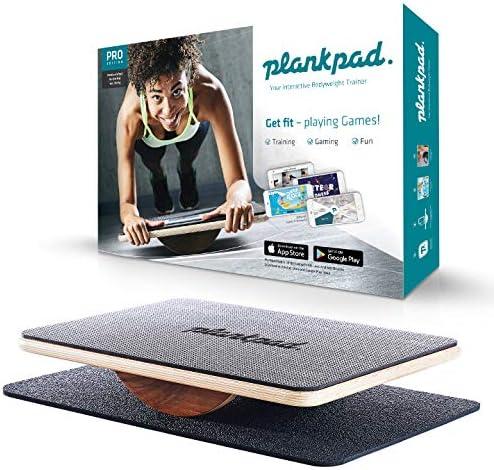 plankpad – Full Body Fitness Trainer con aplicación para iOS