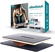Plankpad - Balance Board & Bodyweight Fitness Trainer with Training App for iOS & Android - Interactiv