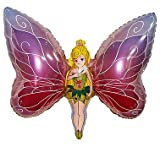 Huge Fairy/ Butterfly Foil Balloon 24''