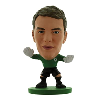 Soccerstarz Germany Maniel Neuer Toy Football Figurines Soccer Official Gift: Toys & Games