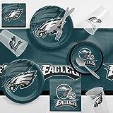 Philadelphia Eagles Game Day Party Supplies Kit