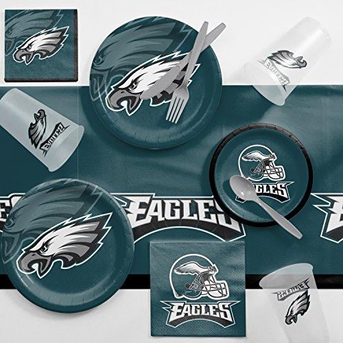 Philadelphia Eagles Game Day Party Supplies