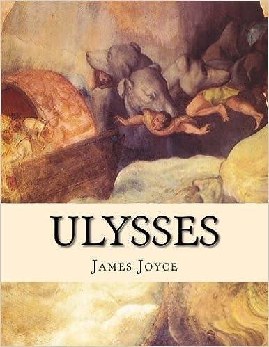 Ulysses James Joyce 9781494405496 Amazoncom Books