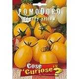 Semi - Pomodoro ciliegino giallo - Cherry yellow