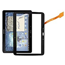 Replacement Pats, iPartsBuy Touch Screen Digitizer for Samsung Galaxy Tab 3 10.1 P5200 / P5210 ( Color : Black )