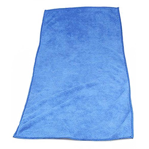 Microfibre Seat (Colorido Large Microfibre Soft Absorbent Car Cleaning Cloth Vehicle Wash Towel Duster)