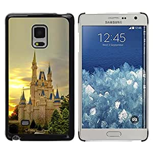 Impact Case Cover with Art Pattern Designs FOR Samsung Galaxy Mega 5.8 Nature European Castle Betty shop