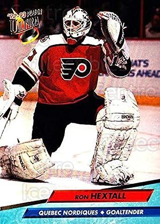 39ad5e1e2 Amazon.com  (CI) Ron Hextall Hockey Card 1992-93 Ultra (base) 174 ...