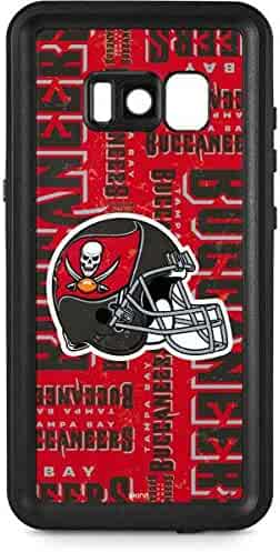 9f1e1ffe5 Skinit NFL Tampa Bay Buccaneers Galaxy S8 Waterproof Case - Tampa Bay  Buccaneers - Blast Design