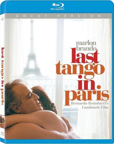 Last Tango In Paris  Uncut Version   Blu Ray