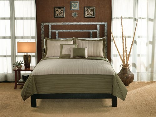 Pem America Lifestyles, Barclay Collection, King Quilt Se...