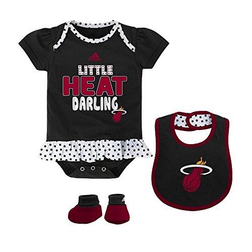OuterStuff NBA Miami Heat Newborn