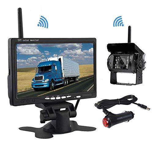 Camecho Wireless Backup Camera + 7